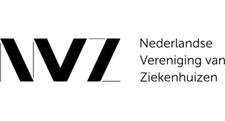 Logo Nederlandse Vereniging van Ziekenhuizen (NVZ)