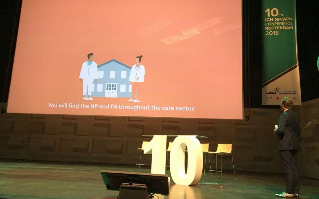 Minister Hugo de Jonge presenteert vernieuwd online Platform Zorgmasters
