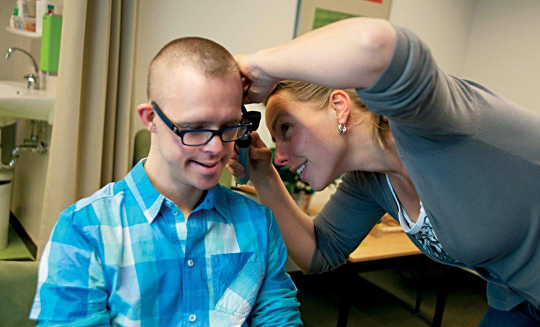 De VS binnen de verstandelijk gehandicaptenzorg