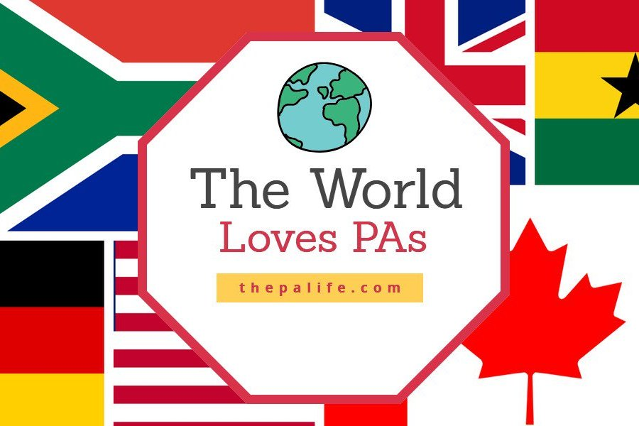 The World Loves PAs | Countries Where Physician Assistants Can Work Around the World