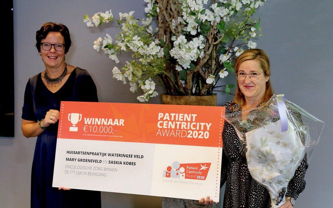 Platform Zorgmasters | Patient Centricity Award 2020