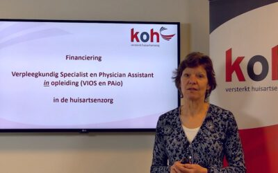 Financiering VS of PA in huisartsenzorg